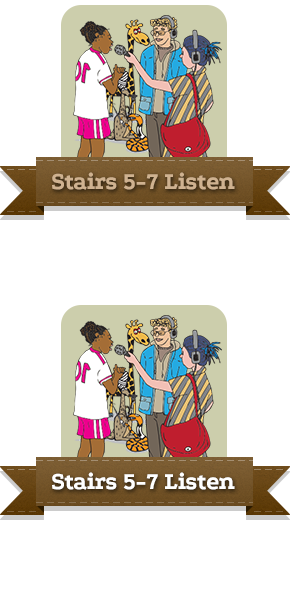 Stairs 57 listen
